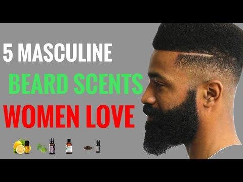 5 masculine beard oil scents women love  black mens beard