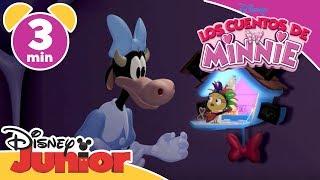 Video Disney Junior España | Los cuentos de Minnie: Una tienda en la oscuridad MP3, 3GP, MP4, WEBM, AVI, FLV Juni 2017