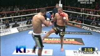 Video K1 Final 2010 - Daniel Ghita vs Gokhan Saki - Round 3 + Extra Round MP3, 3GP, MP4, WEBM, AVI, FLV Maret 2019