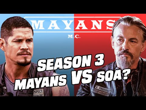 How MAYANS MC Season 3 Connects With Sons of Anarchy