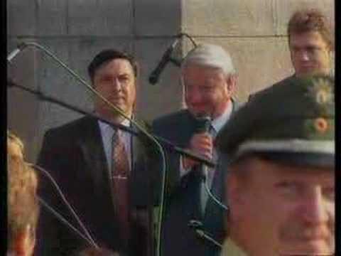 Boris Yeltsin's finest moments