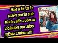 Karla Sousa tiene posible y t3rribI3 enfermedad por eso callo la vi0Iaci0n