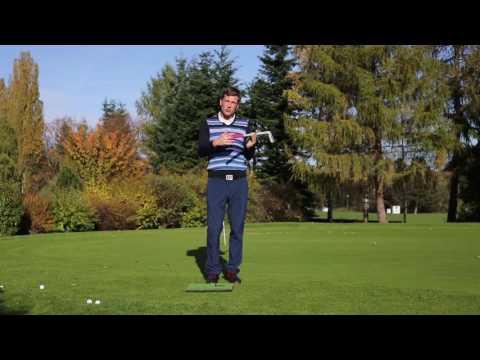 Zero Golf lekce 7/7 Rovná rána