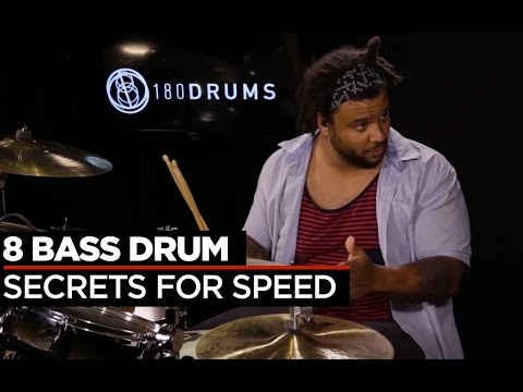 8 Bass Drum Secrets  | Single Pedal Speed | Lesson
