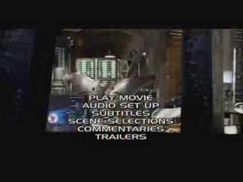 Spider-Man 3 Menus (DVD)