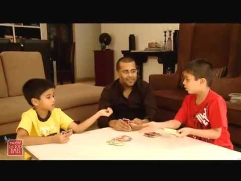 chetan bhagat - On this special Fathers Day episode, we tell you why renowned writer Chetan Bhagat is also a responsible father of two children. Watch full show: http://good...