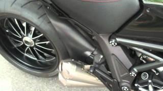 4. 2013 Ducati Diavel Cromo