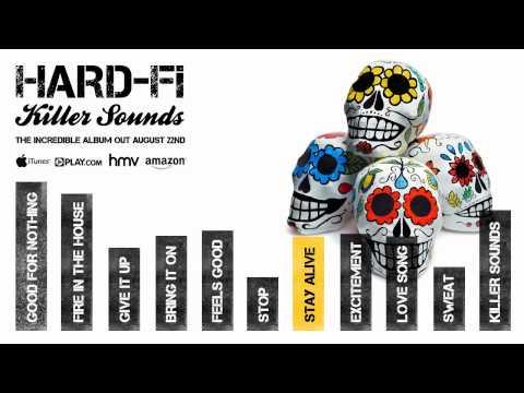 Hard Fi - Killer Sounds (New Album Sampler) - OUT NOW
