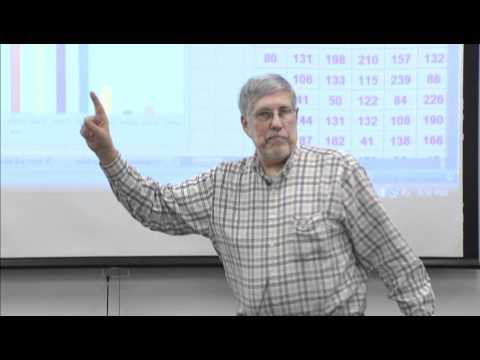 Math Seminar: Warum Menschen den Statistiken vertrauen