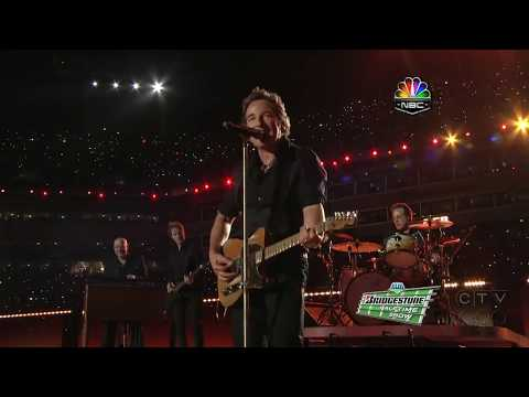 Bruce Springsteen & The E Street Band Super Bowl Halftime 2009.