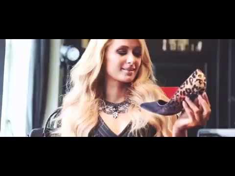 Paris Hilton Footwear - Behind the Scenes Photo Shoot