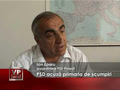 PSD acuza primaria de scumpiri