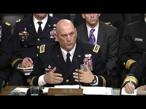 Udall Questions Joint Chiefs of Staff on Effects of Sequestration on Defense Programs
