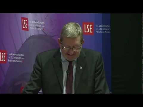 labour movement - General secretary Len McCluskey delivered the prestigious Ralph Miliband lecture to an audience assembled at the London School of Economics on 15 January 201...