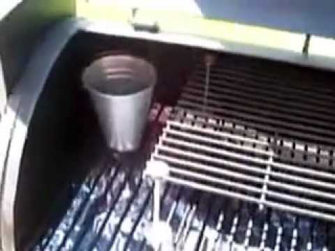 How To Roast A Whole Chicken With A Rotisserie Gas Grill