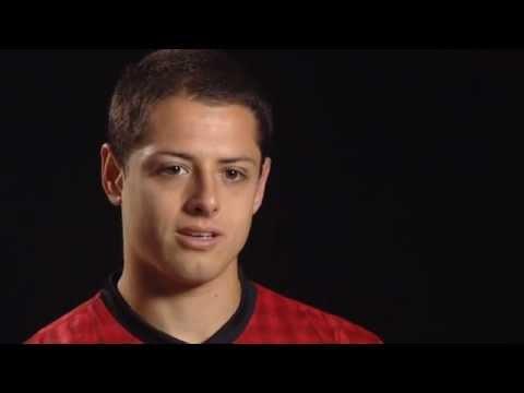 Manchester United 2012/13 Nike Home Kit | Javier Hernandez
