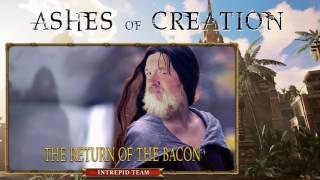 Ashes of Creation: Боги, маунты, монеты монстров и ролик с фригольдами; открыты социальные организации