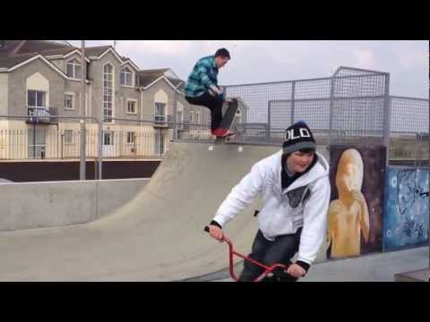 Waterford & Tramore Skatepark