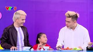 Đấu trường ẩm thực nhí | Khắc Minh & Hữu Đăng - Trailer |VTV9