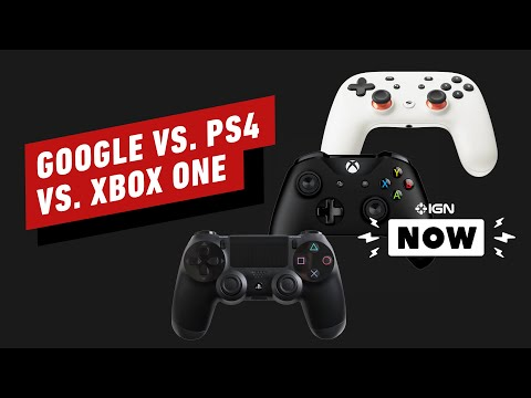 Google Claims Stadia More Powerful Than PS4, Xbox One X Combined - IGN Now - Thời lượng: 77 giây.