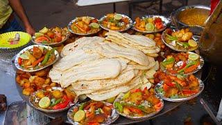 Best Street Foods in Delhi | Satisfying Video | Best Indian Street Food