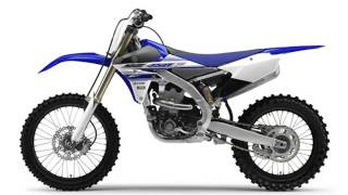 6. 2016 new Yamaha YZ450F & YZ250F 60th Anniversary Edition photos