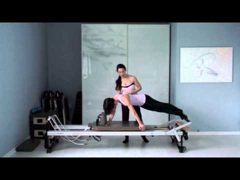 PILATES BOIS FRANC – Advanced Reformer Avanced Workout