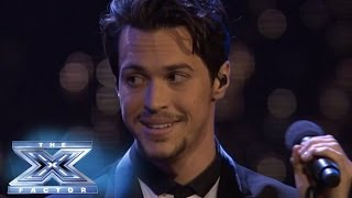 "Finale: Alex&Sierra Perform ""All I Want For Christmas Is You"" - THE X FACTOR USA 2013"