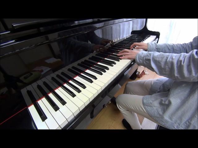 簡単バージョン~「月光(第1楽章)ベートーベン」をピアノで弾いてみた♪