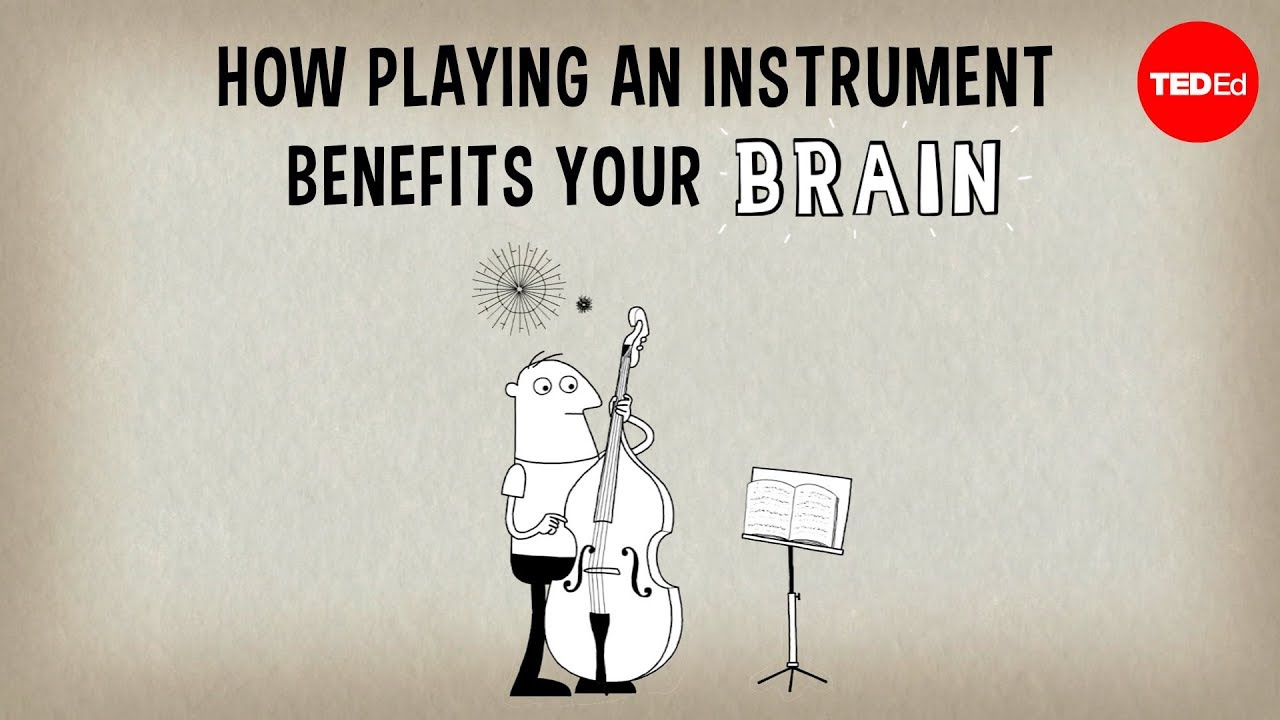 Video: Does playing music make you smarter?
