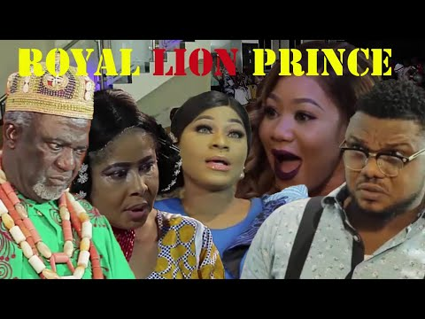 ROYAL LION PRINCE (NEW HIT MOVIE) KEN ERICS 2020 NIGERIAN MOVIE.