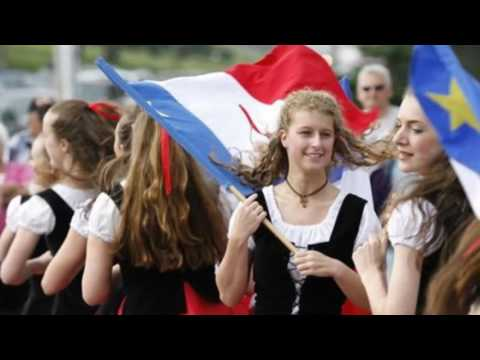Accents de l'Acadie (видео)