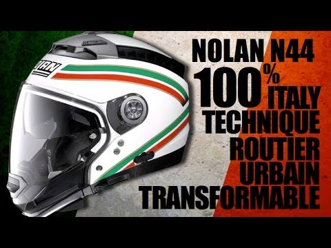 comment demonter visiere casque nolan