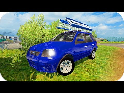 Ford Eco Sport XLT 2008 v1.0