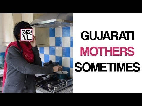 gujarati - Here are a few things that I have Gujarati mums here over the years! Some of you may have seen this, some of you may not have. either way I LOVE MY MUM! Don'...