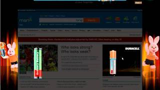 Homepage Takeover for Duracell on MSN, by i.Realities International Pvt Ltd. You can join us on Facebook at...