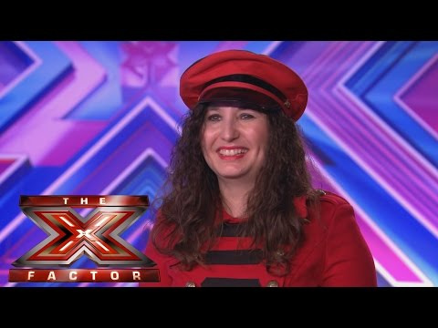 This Love - Visit the official site: http://itv.com/xfactor Cheryl fan Jalé Antor, paid her fave Judge the ultimate compliment by turning up for her audition dressed up as the singer in her Fight For...