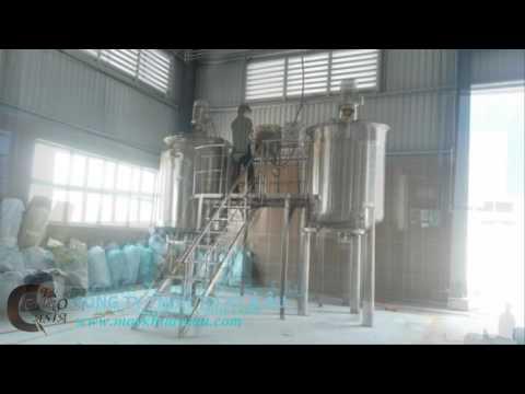 Bồn khuấy hóa chất 1000 lít