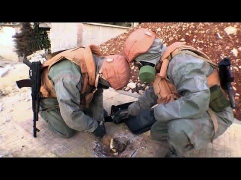Συρία: «Χρήση χημικών από στρατό και κυβερνητικές δυνάμεις»