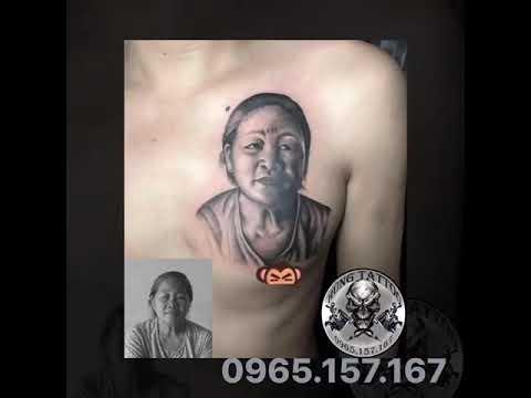 Những tác phẩm thực hiện gần dây tại hùng tattoo studio