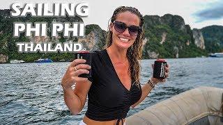 Video Sailing Phi Phi Island in Thailand - S03:E12 MP3, 3GP, MP4, WEBM, AVI, FLV Juni 2019