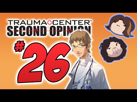 second - That is a huge incision! Game Grumps are: Egoraptor: http://www.YouTube.com/Egoraptor Danny: http://www.YouTube.com/NinjaSexParty Game Grumps on Facebook: https://www.facebook.com/GameGrumps...