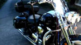 9. Yamaha Roadstar 1700 with Samson Pipes for SALE!