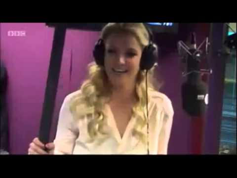 "Britney Spears answers ""Random Questions"" on BBC Radio1"