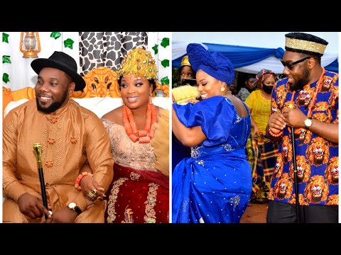 Beautiful TRADITIONAL MARRIAGE in OTUOCHA UMUERI, Anambra state / Igbo bride & Kalabari Groom