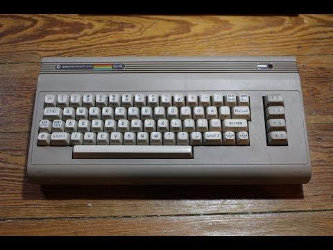 About the ALDI Commodore 64