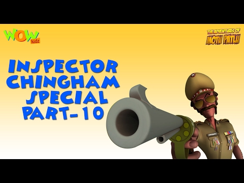 Video Inspector Chingam Special - Part 10 - Motu Patlu Compilation As seen on Nickelodeon download in MP3, 3GP, MP4, WEBM, AVI, FLV January 2017