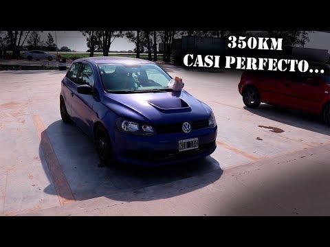 350km con el Motor Recién FORJADO