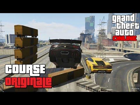 GTA ONLINE – Course Originale en SuperSportive