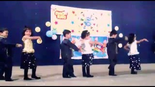 Euro kids school annual day function group dance performance Mohammed Anas siddiqui